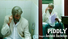 Piddly (Shamitabh) song by Amitabh Bachchan