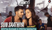 Sun Saathiya Lyrics - ABCD 2