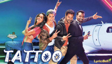 Tattoo Lyrics - ABCD 2