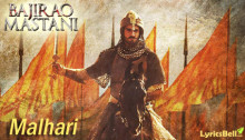Malhari Lyrics from Bajirao Mastani