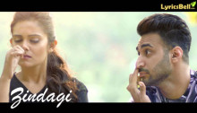 Zindagi Lyrics by Maninder Kailey