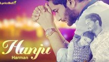 Hanju Lyrics by Harman