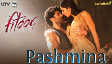 Pashmina Lyrics from Fitoor