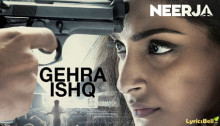 Gehra Ishq Lyrics from Neerja