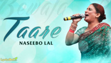 Taare Lyrics by Naseebo Lal