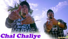 Chal Chaliye Lyrics by Sikander Kahlon and Manj Musik