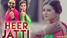 Heer Jatti Lyrics by Jagdeep Gill