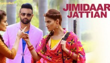 Jimidaar Jattian Lyrics by Gagan Kokri