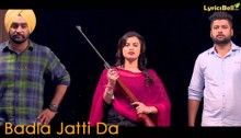 Badla Jatti Da Lyrics by Karan Benipal