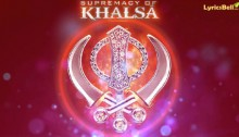 Supremacy Of Khalsa Lyrics by Diljit Dosanjh