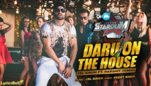Daru On The House Lyrics by JSL Singh