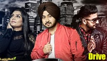 Drive Lyrics by Rupinder Handa