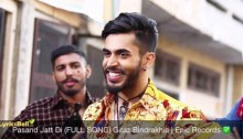 Pasand Jatt Di Lyrics by Gitaz Bindrakhia