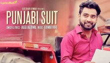 Punjabi Suit Lyrics from Jaggi Jagowal