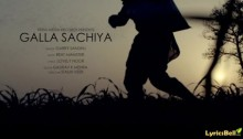 Gallan Sachiya Lyrics by Garry Sandhu