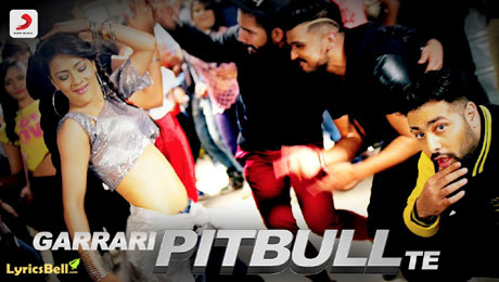 Garrari Pitbull Te Lyrics by Badshah, Gurinder Rai