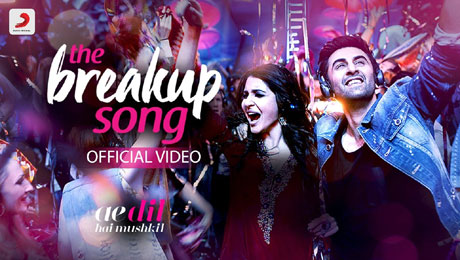The Breakup Song from Ae Dil Hai Mushkil