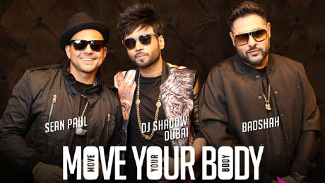 Move Your Body - Badshah, Sean Paul