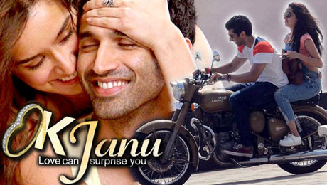 Ok Jaanu Title Song Lyrics