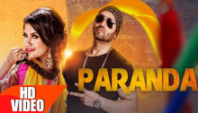 Paranda Lyrics by Kaur B, JSL