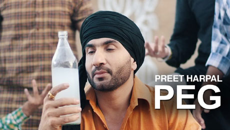 Peg Lyrics - Preet Harpal