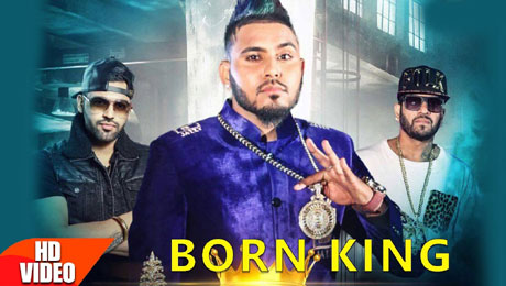 Born King by Lucky Singh Durgapuria