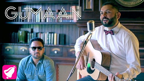 Gumaan Lyrics by Navteg Mann