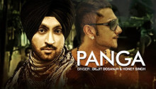 Panga by Honey Singh & Diljit Dosanjh
