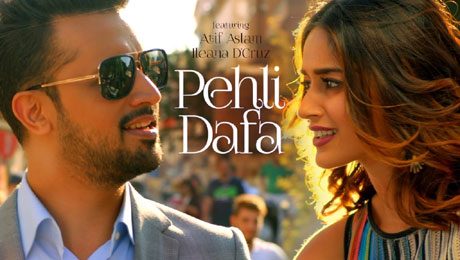 Pehli Dafa by Atif Aslam - Lyrics n Video