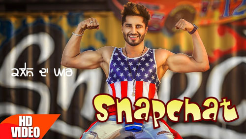 Snapchat Lyrics by Jassi Gill