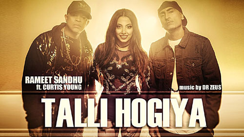 Talli Hogiya Lyrics by Rameet Sandhu