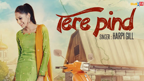 Tere Pind - Harpi Gill