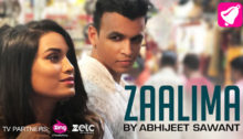 Zaalima Lyrics by Abhijeet Sawant
