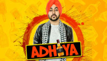 Adhiya Lyrics by Deep Karan