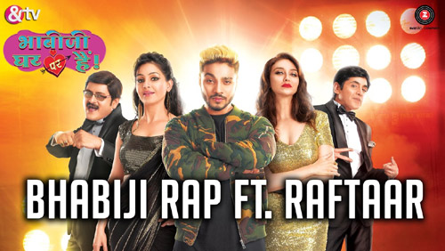 Bhabiji Rap Lyrics by Raftaar, Anmol Malik
