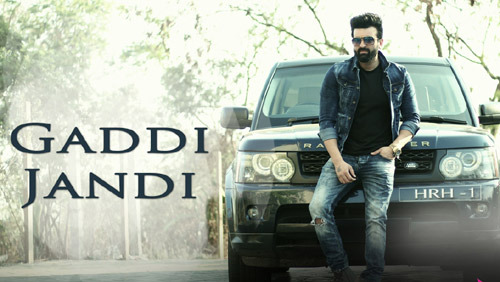 Gaddi Jandi Lyrics by Navraj Hans
