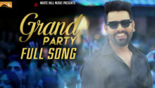 Grand Party Lyrics by Pavvy Dhanjal