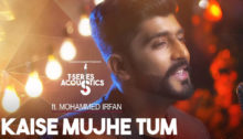 Kaise Mujhe Tum Lyrics by Mohammed Irfan