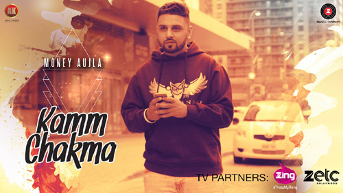 Kamm Chakma Lyrics by Money Aujla