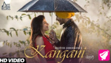 Kangani Lyrics by Rajvir Jawanda