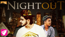 Night Out Lyrics by Cherry Billa
