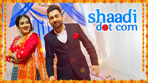 Shaadi Dot Com Lyrics by Sharry Mann