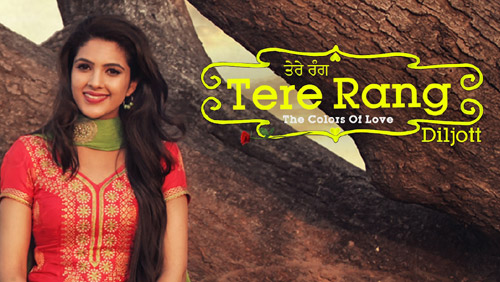 Tere Rang Lyrics by Diljott