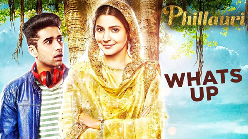 Whats Up Lyrics from Phillauri by Mika Singh