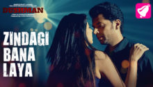Zindagi Bana Laya Lyrics from Dushman by Sonu Nigam