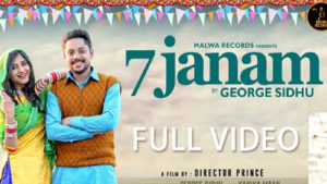 7 Janam Lyrics by George Sidhu