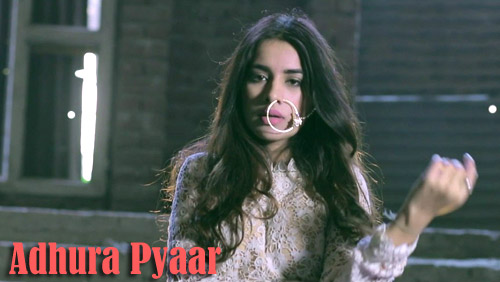 Adhura Pyaar Lyrics by Armaan Bedil