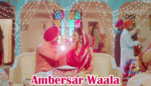 Ambersar Waala Lyrics by Jordan Sandhu