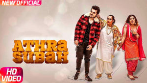 Athra Subah Lyrics by Ninja