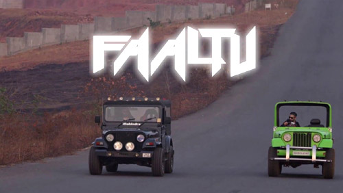 Faaltu Lyrics by Zora Randhawa